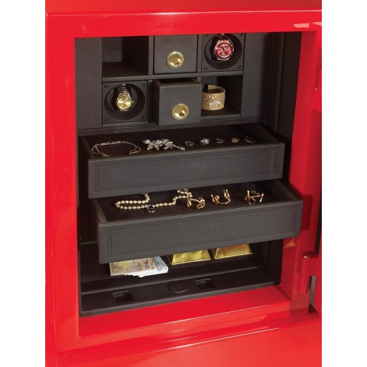 Coffre fort signature safes Red Speed