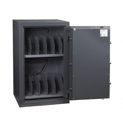 Armoire forte pour ordinateurs 250 ouverte