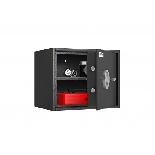 Coffre fort de sécurité PROS1/30 Classe S1 entrouvert
