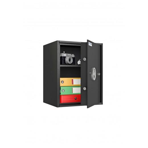 Coffre fort de sécurité PROS1/60 Classe S1 entrouvert