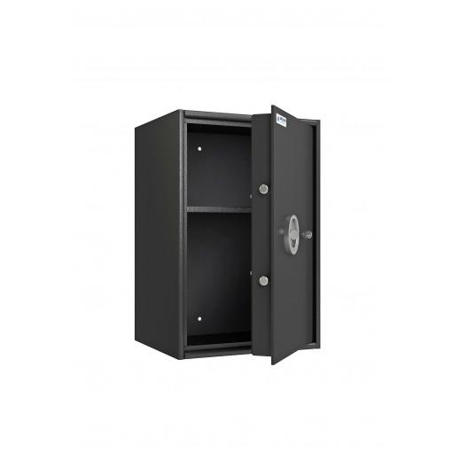 Coffre fort de sécurité PROS1/70 entrouvert