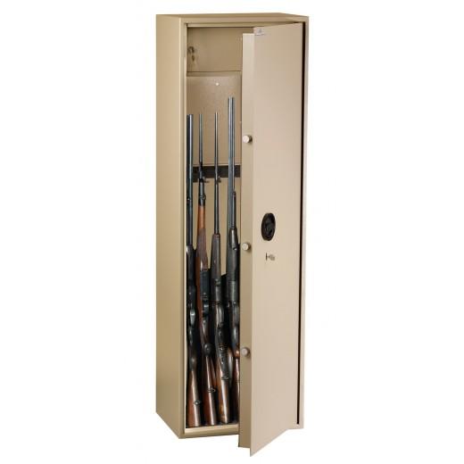 ARMOIRE à FUSIL WT2010B1 10 ARMES entrouverte