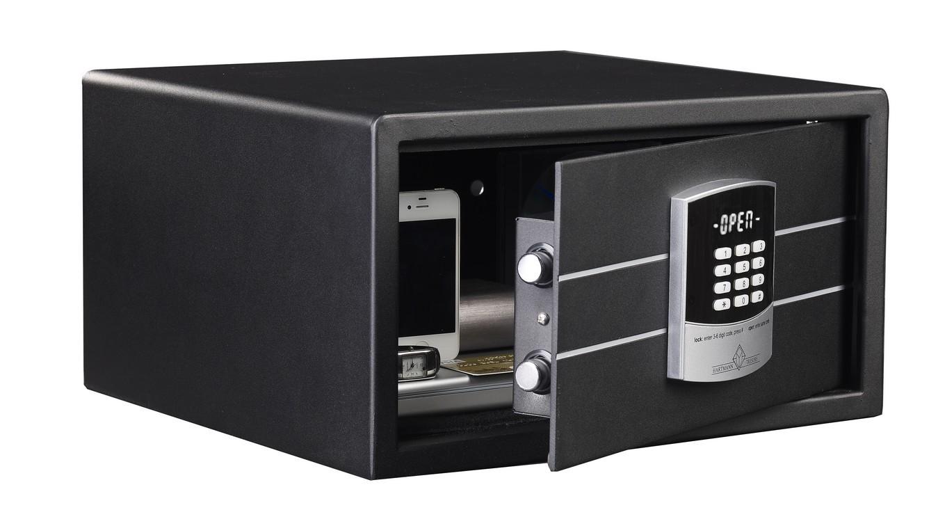 coffre fort pour h tel hs 458 02 hartmann tresore. Black Bedroom Furniture Sets. Home Design Ideas