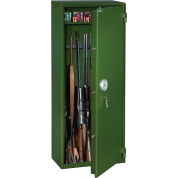 Armoire forte 10 armes WT710 - Classe S1 - Protection anti-feu