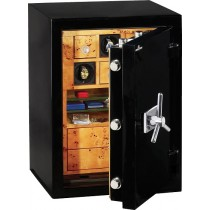 Coffre fort signature safes DEEP Black