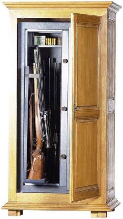 Armoire à Fusils Hartmann Tresore