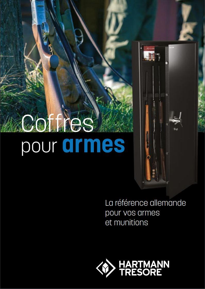 Catalogue Hartmann Armoires pour Armes