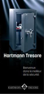 Brochure Général PRODUITS HARTMANN TRESORE