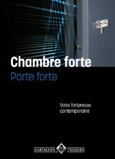 Brochure Chambre forte