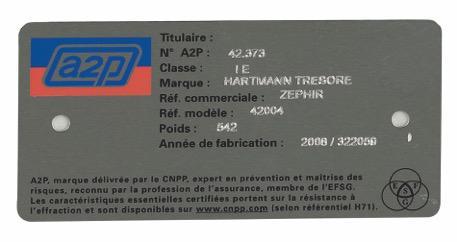 Carte A2P