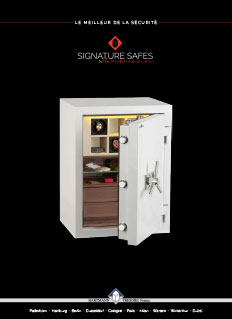 Catalogue Signature Safe