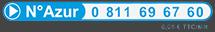 Numéro Azur SAV
