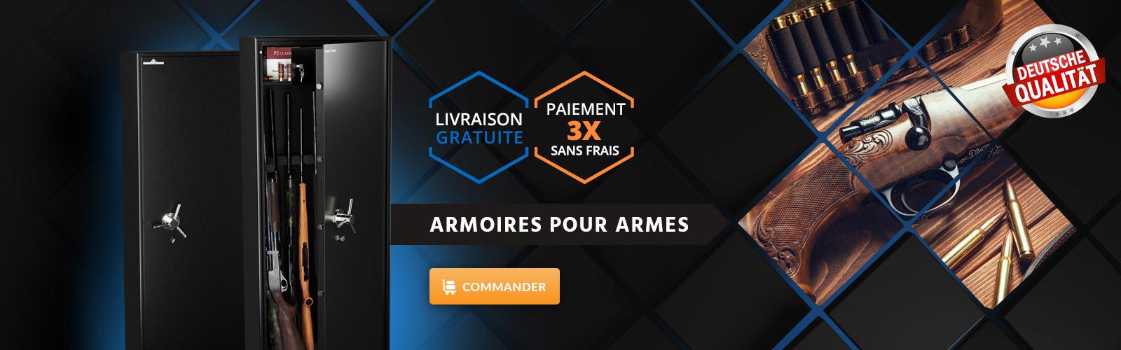 Armoire Armes