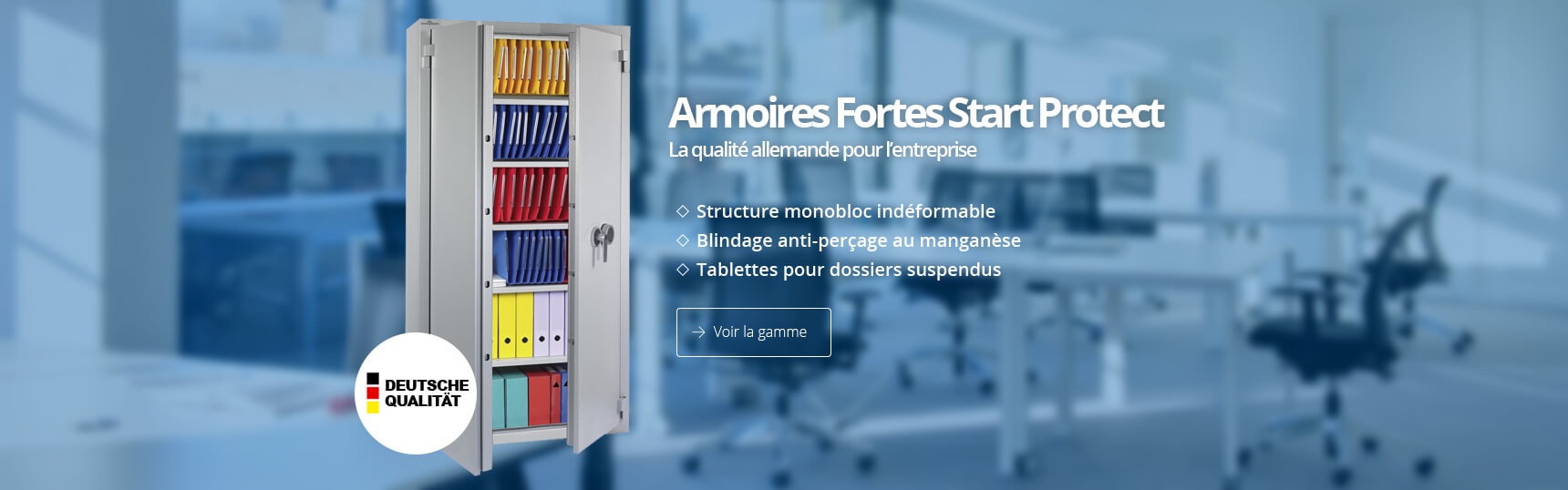 Armoire Start Protect