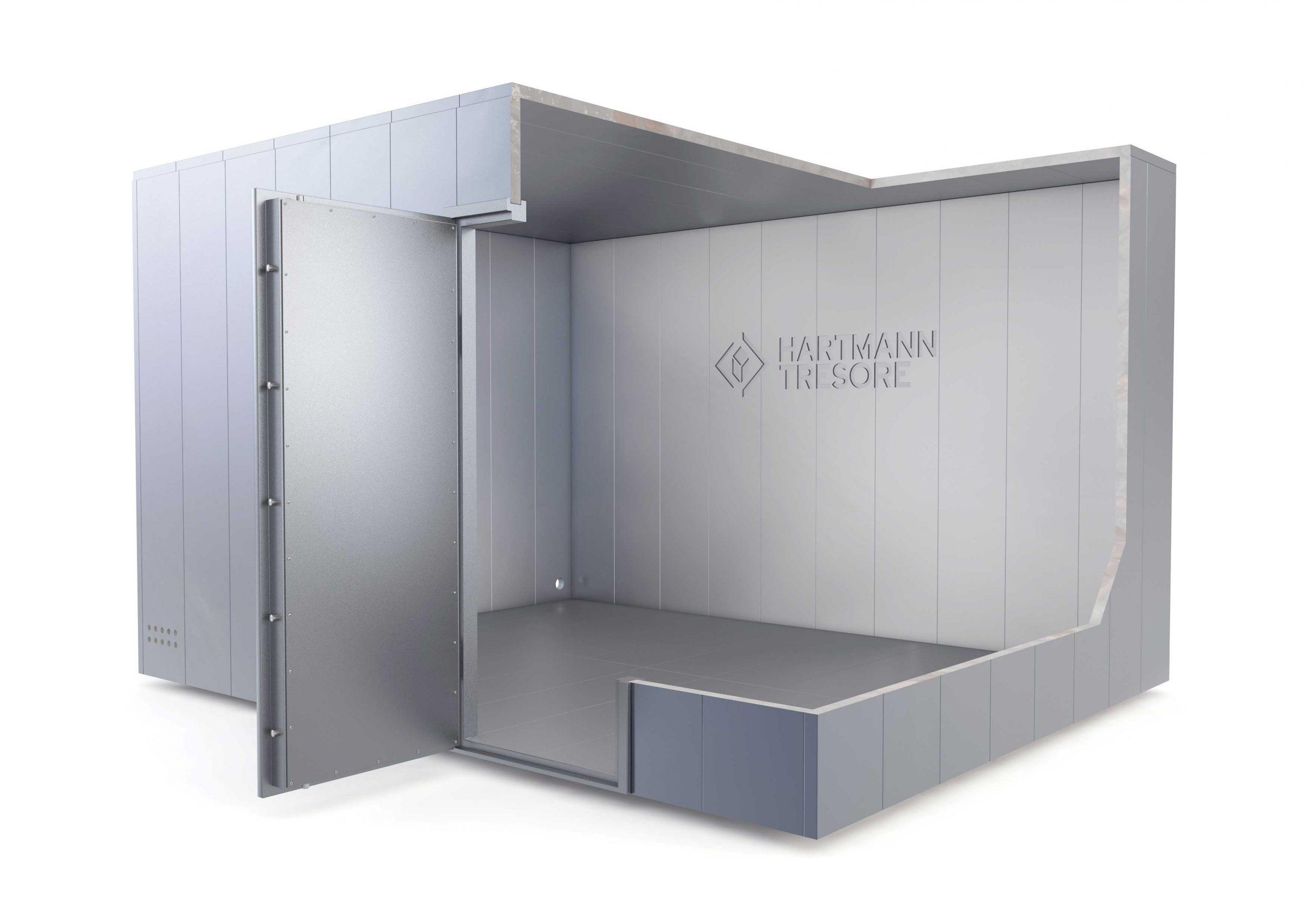 Chambre forte Hartmann Tresore